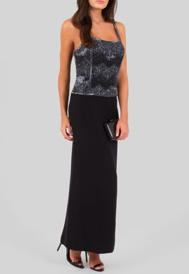 vestido-longuete-preto-tubinho-com-busto-bordado-powerlook-preto