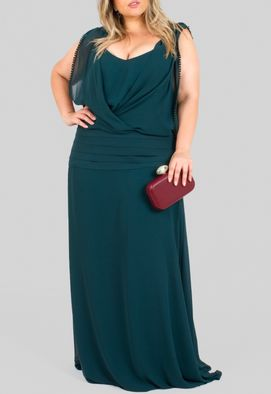vestido-toledo-longo-com-cintura-baixa-powerlook-verde-musgo