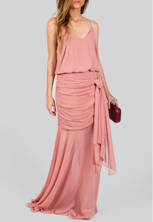 vestido-fiji-longo-com-quadril-drapeado-powerlook-rose