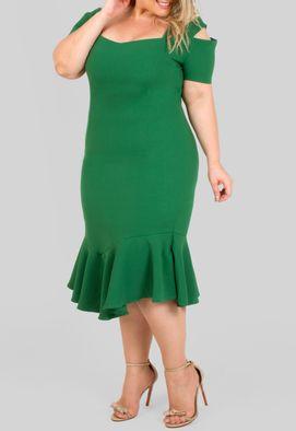 vestido-genova-curto-recorte-ombros-powerlook-verde