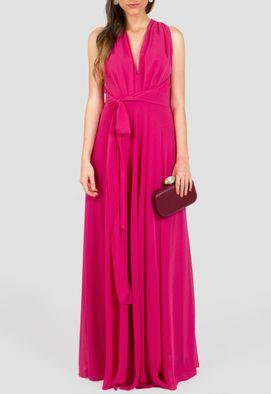 vestido-cartagena-longo-fluido-amarracao-cintura-powerlook-rosa-pink