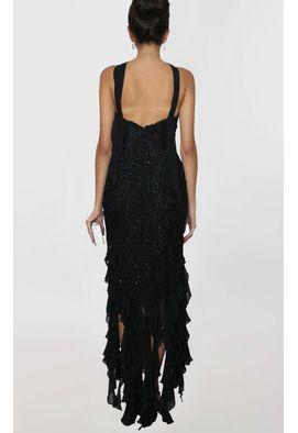 vestido-ana-longo-bordado-powerlook-preto