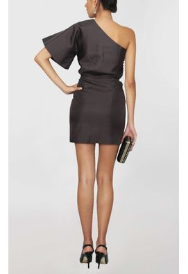 vestido-eugenia-curto-estruturado-andre-lima-marrom