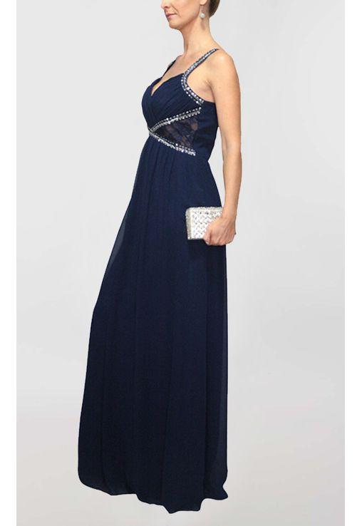 vestido-mey-longo-de-alcas-evase-powerlook-azul-marinho