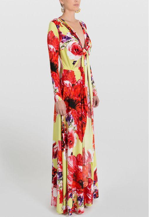 vestido-floresta-longo-de-malha-floral-powerlook-estampado-verde