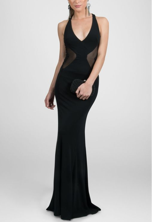 vestido-ariel-longo-com-transparencia-powerlook-preto