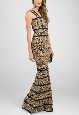 vestido-gisela-longo-bandagem-de-alcas-estampado-powerlook-preto-e-caramelo