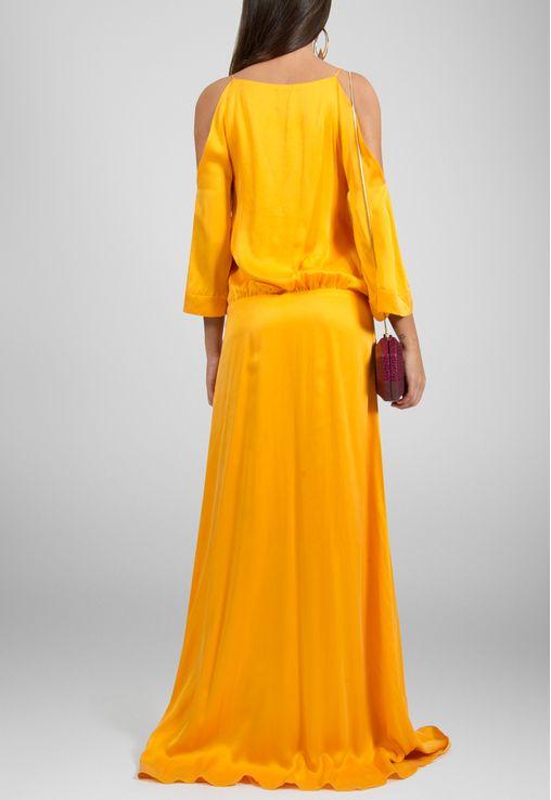 vestido-gema-longo-de-seda-animale-amarelo