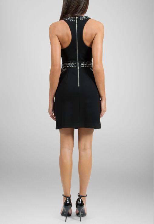 vestido-cat-curto-tubinho-detalhe-couro-bobo-preto
