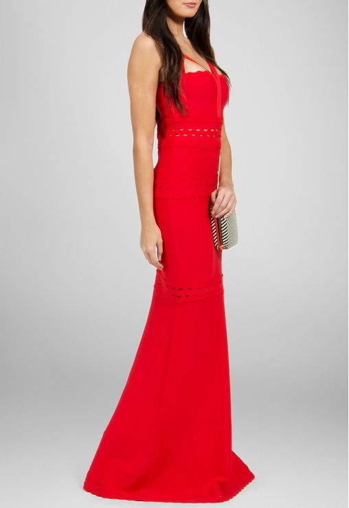 vestido-marrocos-longo-de-bandagem-com-alca-triangulo-powerlook-vermelho