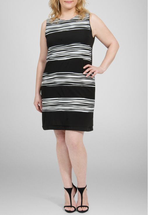 vestido-p-b-com-casaqueto-sandro-ferrone-preto-e-branco