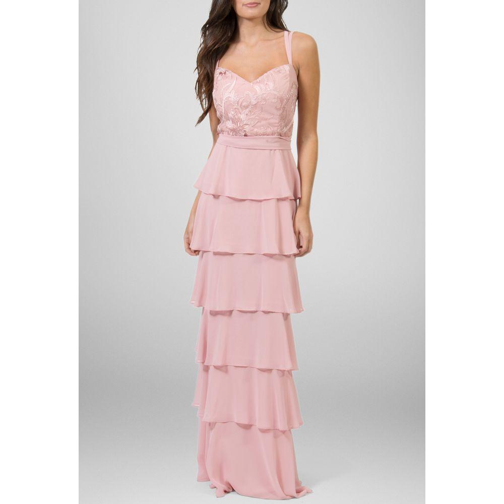 vestido-angelina-longo-babados-powerlook-rosa