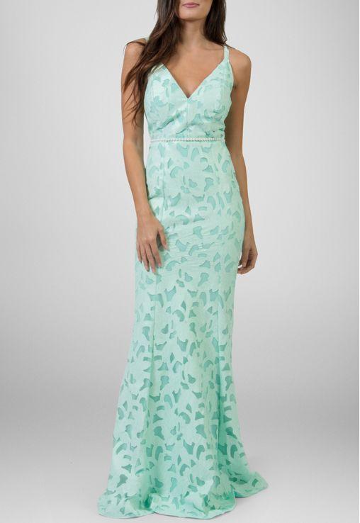 vestido-carmelita-longo-com-brocado-de-couro-ecologico-verde-agua
