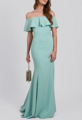 vestido-blanca-longo-ombro-a-ombro-marcelo-quadros-verde-menta