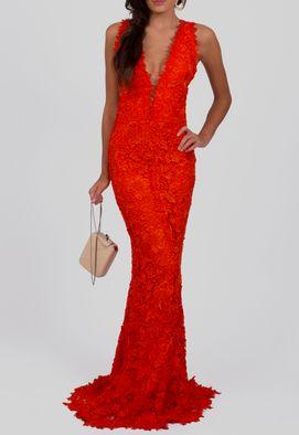 vestido-niagara-longo-todo-em-renda-agilita-laranja
