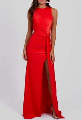 vestido-mayara-longo-com-fenda-e-abertura-lateral-maddie-laranja