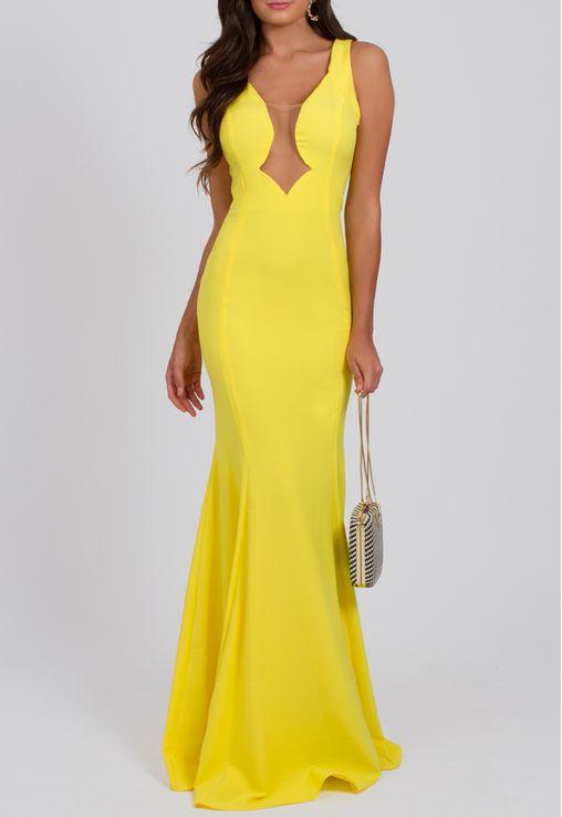 vestido-garcia-longo-com-transparencia-no-busto-e-costas-powerlook-amarelo