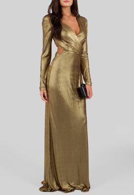 vestido-athena-longo-com-recorte-na-cintura-corporeum-dourado