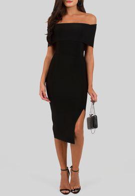 vestido-ava-curto-bandagem-com-fenda-powerlook-preto