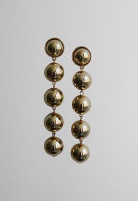 brinco-bolas-douradas-pendentes-powerlook