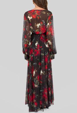 vestido-napoles-longo-de-manga-comprida-fluido-powerlook-estampa-rosas-com-flores