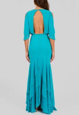 vestido-pietra-longo-com-babados-na-manga-e-saia-powerlook-azul-tiffany