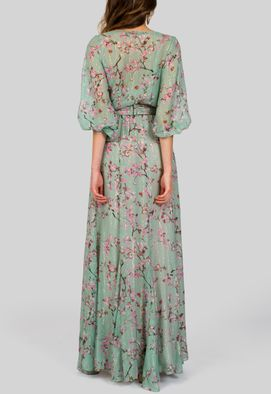 vestido-noite-longo-de-manga-comprida-ateen-estampado-verde