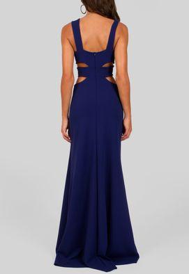 vestido-ceuta-longo-com-recortes-na-cintura-e-fenda-powerlook-azul