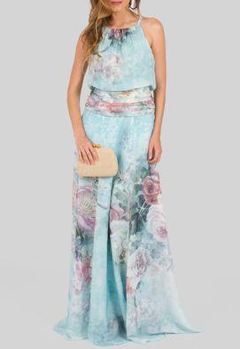 vestido-irlanda-longo-floral-acetinado-powerlook-azul