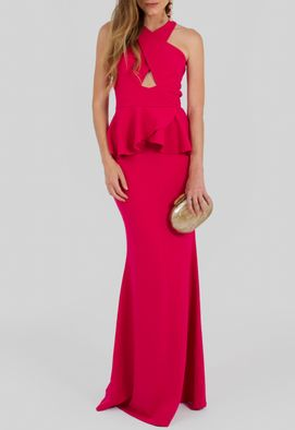 vestido-londres-longo-peplum-iorane-rosa-pink