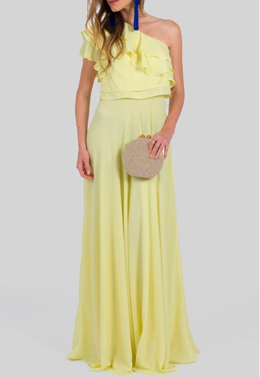vestido-filadelfia-longo-de-um-ombro-so-com-babados-powerlook-amarelo