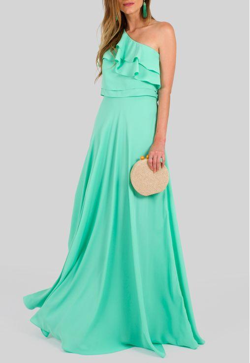 vestido-filadelfia-longo-de-um-ombro-so-com-babados-powerlook-verde
