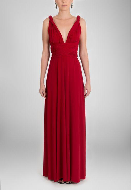 vestido-elenice-longo-de-malha-amarracao-powerlook-vermelho