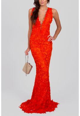 vestido-niagara-longo-todo-em-renda-agilita-laranja-