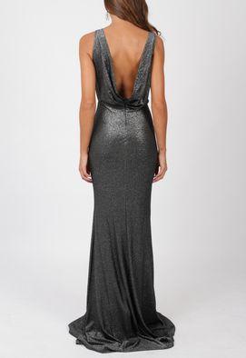 vestido-audrey-longo-powerlook-prata