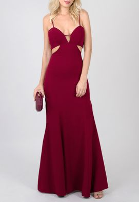 vestido-chantal-longo-powerlook-marsala