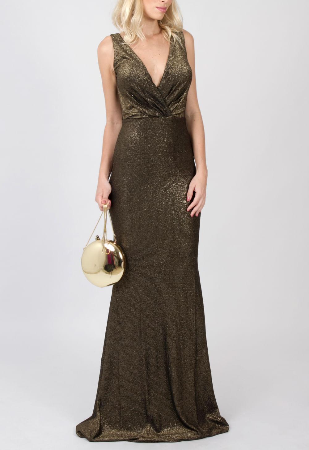 8f1b5b1a8 vestido-audrey-longo-powerlook-dourado ...