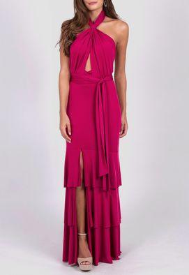 vestido-amelie-longo-frente-unica-powerlook-magenta