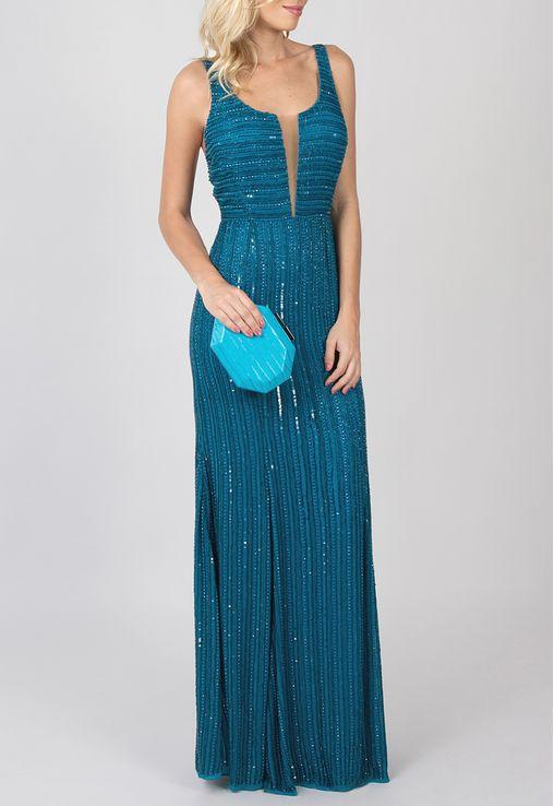 Vestido-Mayla-longo-powerlook-azul