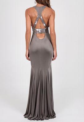 vestido-diane-longo-versace-cinza
