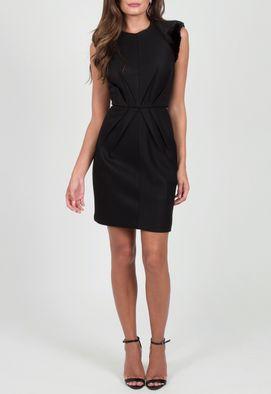 vestido-olsen-curto-reinaldo-lourenco-preto