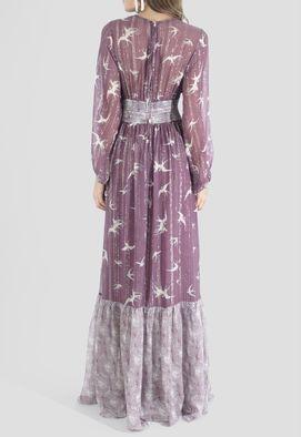 vestido-gaivotas-longo-ateen-estampado