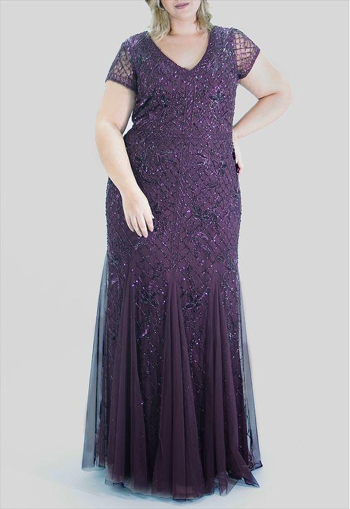 vestido-savy-longo-adrianna-papell-roxo