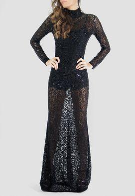 vestido-leandra-longo-powerlook-preto