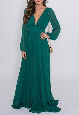 vestido-pandora-longo-powerlook-verde