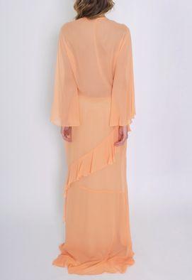 vestido-sansa-longo-corporeum-coral