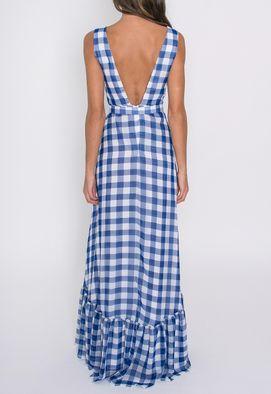 vestido-xadrez-longo-iorane-estampado