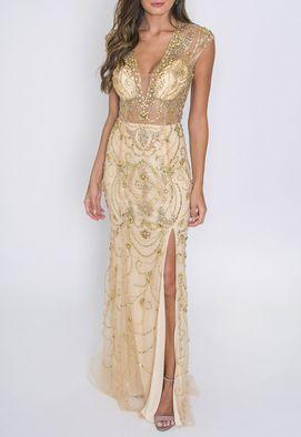 vestido-cedric-longo-powerlook-dourado