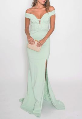 vestido-anahi-longo-powerlook-verde