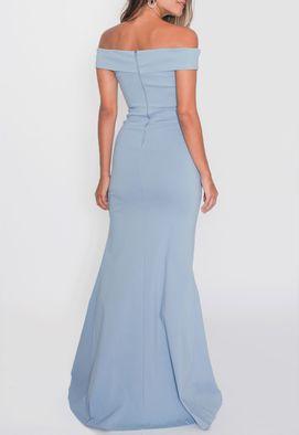 vestido-jamile-longo-powerlook-azul